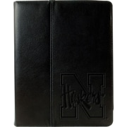 Centon Collegiate Leather Case for iPad2, Nebraska University
