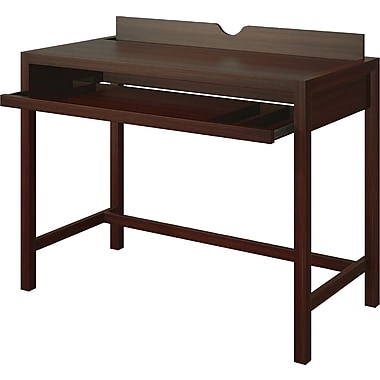 Office Star HM2540ES Computer Desk, Espresso
