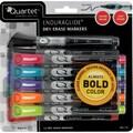 Quartet® EnduraGlide® Dry-Erase Markers, Fine Tip, Assorted, 12/Pack