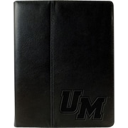 Centon Collegiate Leather Case for iPad2, University of Massachusetts
