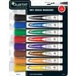 Quartet Chisel Point Dry-Erase Marker, Assorted, 8/Pack