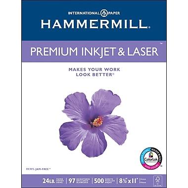 HammerMill® Premium Inkjet Paper, 8 1/2
