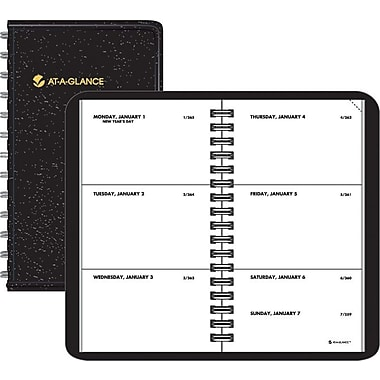 "2014 AT-A-GLANCE® Weekly Planner, 2 1/2"" x 4 1/2"""
