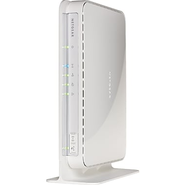 NETGEAR N600 Dual Band WiFi Gigabit Router for Mac and PC WNDRMAC
