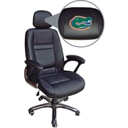 Wild Sports NCAA Leather Executive Chair, Florida Gators