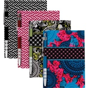 "Staples Mini Fashion Journal with Pen, 4""x6"", Each (27999)"