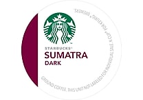 Keurig® K-Cup® Starbucks® Sumatra, Regular, 16 Pack