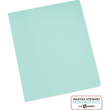 Martha Stewart Home Office™ with Avery™ Notebook, Blue, 8in. x 10in.