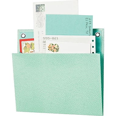 Martha Stewart Home Office™ with Avery™ Small Shagreen Pockets, 8in. x 7-1/4in.