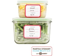 Martha Stewart Kitchen Labels