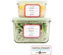 Martha Stewart Kitchen Labels