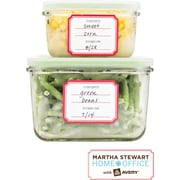 Martha Stewart Home Office™ with Avery™ Pre-Printed Kitchen Labels, 1-3/4x 2-1/4, 24/Pack