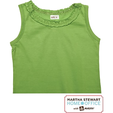 Martha Stewart Home Office™ with Avery™ No-Iron Clothing Labels, 1/2in. x 1in., 36/Pack