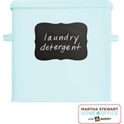 Martha Stewart Home Office™ with Avery™ Chalkboard Labels,  Flourish, 3-3/4 x 5-3/16, 6/Pack
