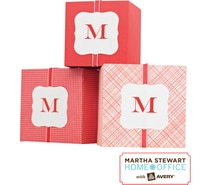 Martha Stewart Labels, Tags & Bands