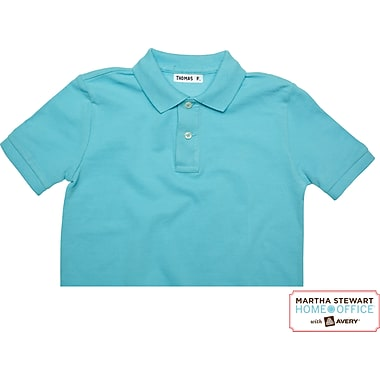 Martha Stewart Home Office™ with Avery™ No-Iron Clothing Labels, 1/2in. x 1-3/4in., 24/Pack