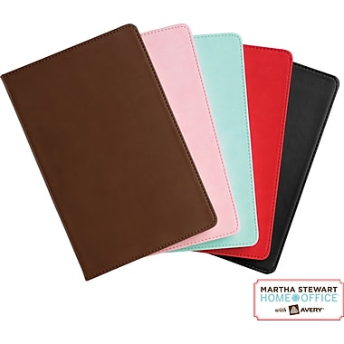 Martha Stewart Home Office™ with Avery™ Classic Smooth-Finish Journals, 5-1/2in. x 8-1/2in.