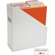Martha Stewart Home Office™ with Avery™ Permanent File Folder Labels, 5/8 x 3-1/2, 168/Pack