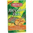 Emerald® 100 Calorie Pack Walnuts and Almonds, .56 oz. Packs, 7 Packs/Box