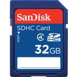 SanDisk 32GB Standard SD (SDHC) Card Class 4 Flash Memory Card