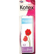 Kotex® Travel Size Tampons, 6 Packs