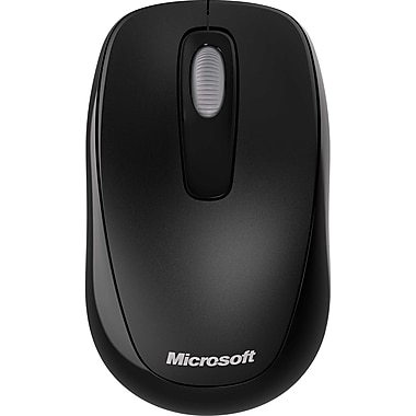 Microsoft Wireless Mobile Mouse 1000 (Black)