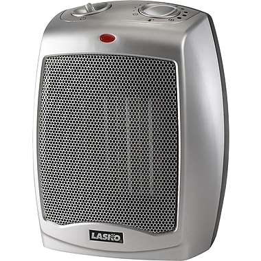 Lasko® Ceramic Compact Heater with Adjustable Thermostat