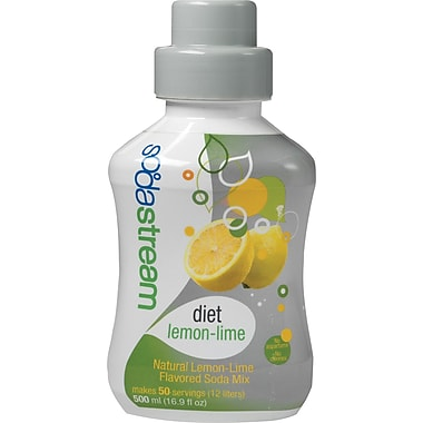 SodaStream Sodamix Diet Lemon Lime, 500 ml