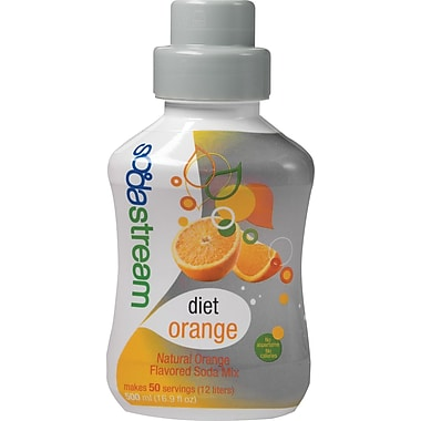 SodaStream Sodamix Diet Orange, 500 ml