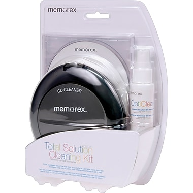 Memorex Total Solution Cleaning Kit