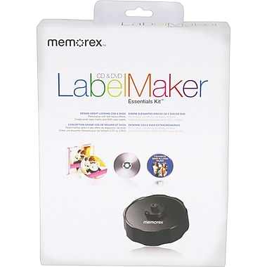 Memorex LabelMaker Essentials Kit