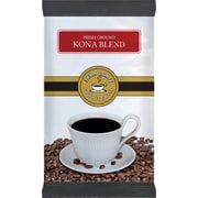 Java Roast Gourmet Kona Ground Coffee, Regular, 1.75 oz., 24 Packets