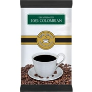 Java Roast Gourmet Colombian Ground Coffee, Decaffeinated, 1.25 oz., 42 Packets
