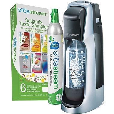 SodaStream Fountain Jet Home Starter Kit