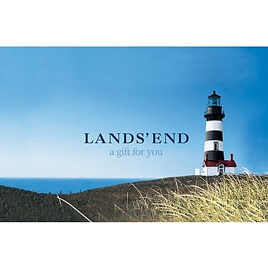 Lands End Gift Card, $25