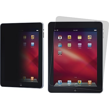 3M Privacy Screen Protector for Apple iPad1, Portrait