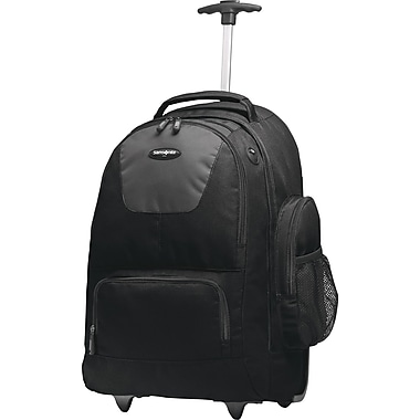 Samsonite Wheeled Backpack,  Black
