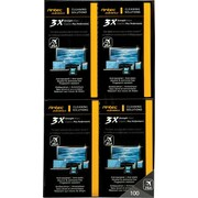 Antec 3X Strength Cleaning Wipes, 100/Pack