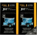 Antec 3X Strength Cleaning Wipes, 20/Pack