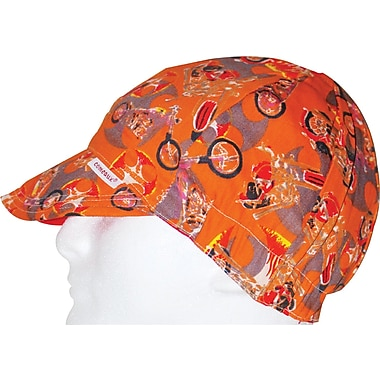Comeaux Caps® Deep Round Crown Cap, One Size, Reversible, Assorted Prints