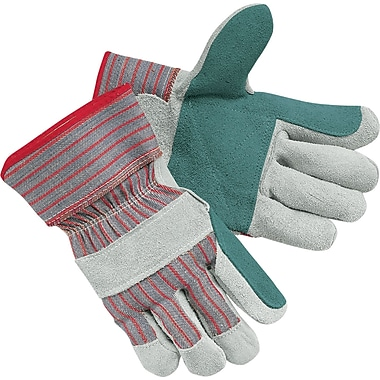 Memphis Gloves® Shoulder Split Gloves, Double Leather Palm