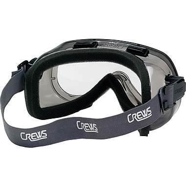 MCR Safety® Verdict® Safety Goggles, Vinyl, Clear/Gray