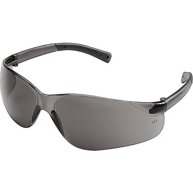 MCR Safety® BearKat Crews ANSI Z87 Protective Glasses, Gray