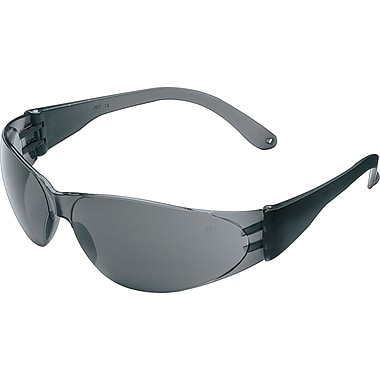 MCR Safety® Checklite Crew ANSI Z87 Safety Glasses, Indoor/Outdoor Clear Mirror
