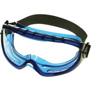 Jackson® Monogoggle™ XTR™ Safety Goggles, Polycarbonate, Anti-Fog, Blue