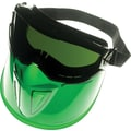 Jackson® Monogoggle™ XTR™ Safety Goggles, Polycarbonate, Anti-Fog, Clear, Blue