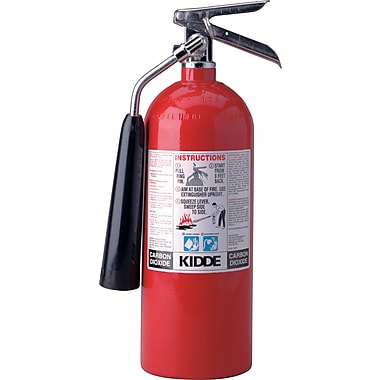 ProLine™ Carbon Dioxide Fire Extinguisher, BC Type, 850 psi