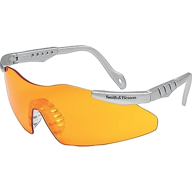Smith & Wesson® Magnum 3G ANSI Z87 Safety Glasses, Smoke