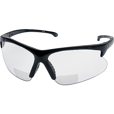 Smith & Wesson® ANSI Z87 30-06 Safety Reader Glasses, 2.0 Diopter, Clear