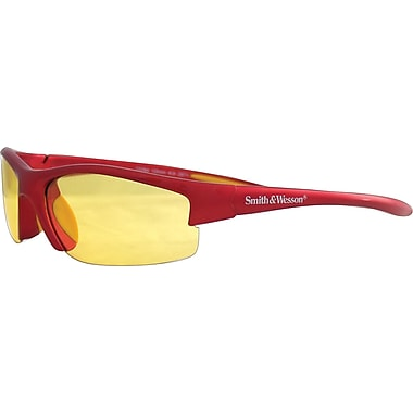 Smith & Wesson® ANSI Z87 Equalizer™ Safety Glasses, Amber